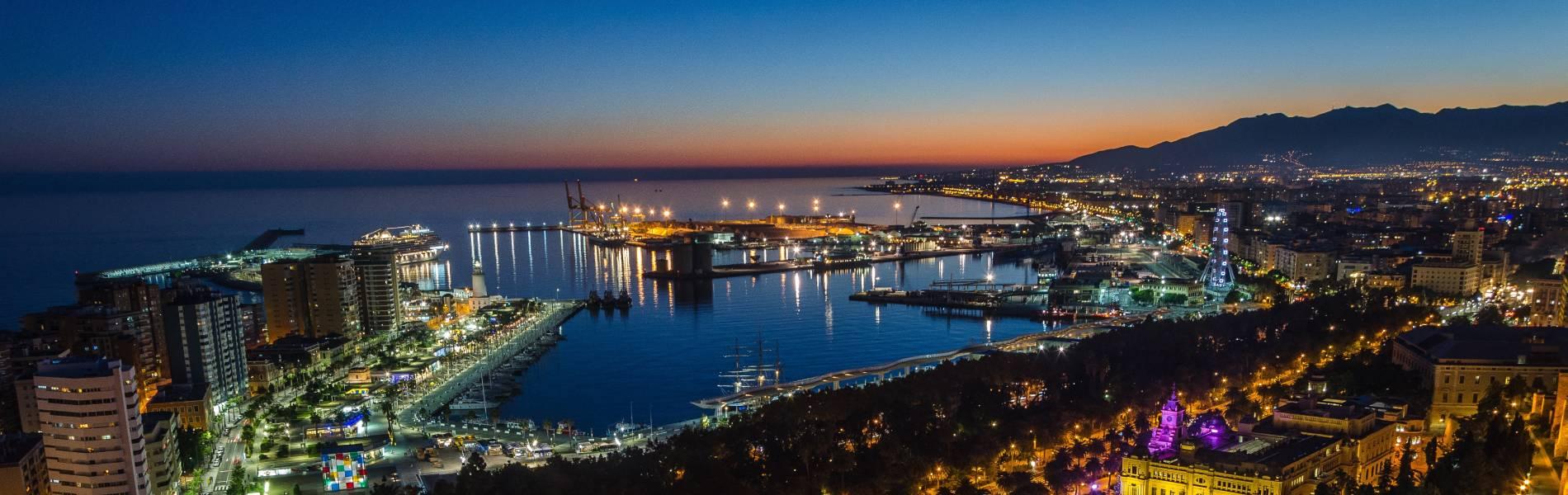 Posadas de España Málaga